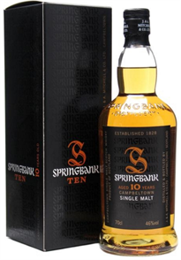 Springbank Scotch Single Malt 10 Year 750ml